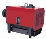 Claw vacuum pumps