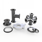 KF (NW) Flanges & Components