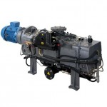 IDX Dry Screw Pumps