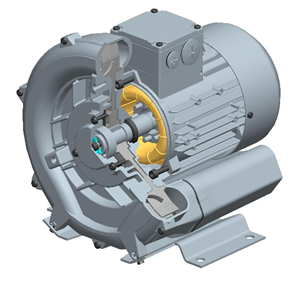 Single stage blowers - Blowers