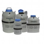 KB Series - Liquid Nitrogen Containers